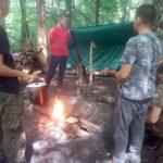 obóz Spała