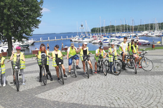 obóz dla dzieci nad polskim morzem