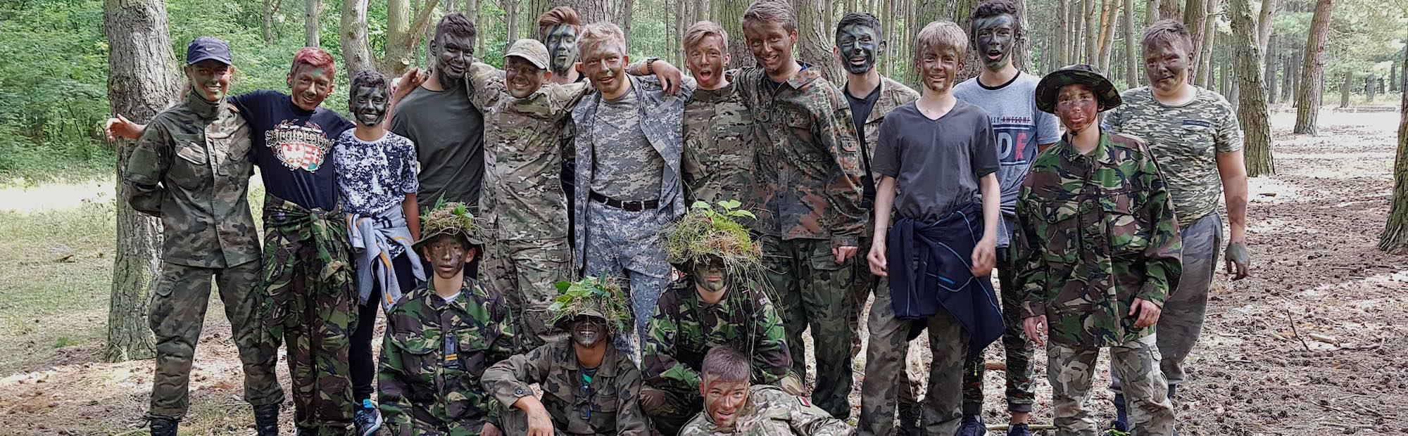 obóz militarny 2019
