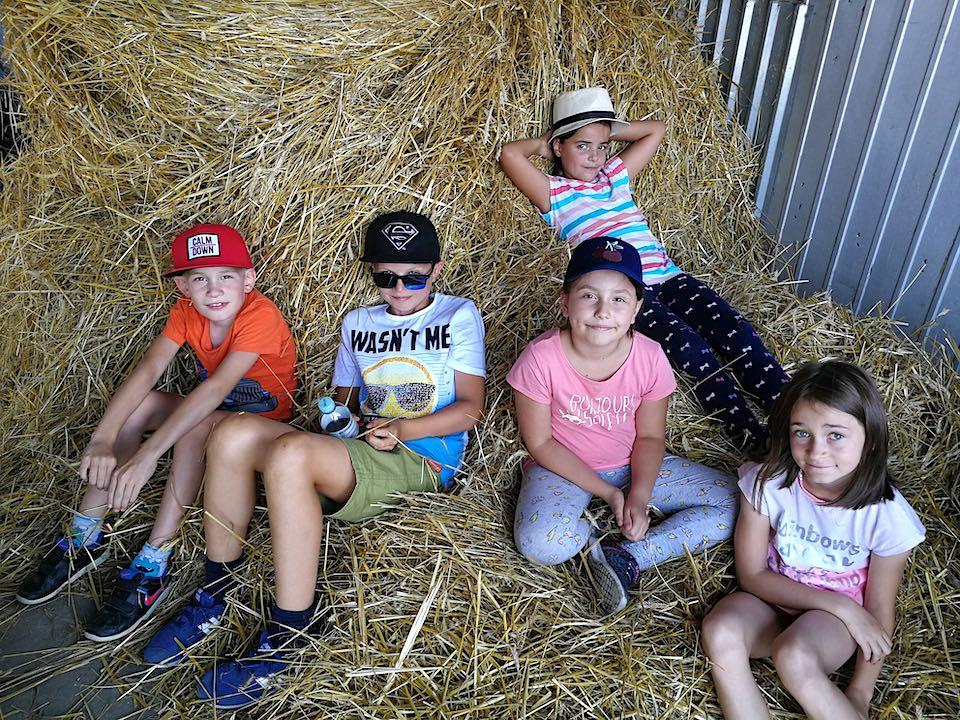 obóz dla najmłodszych