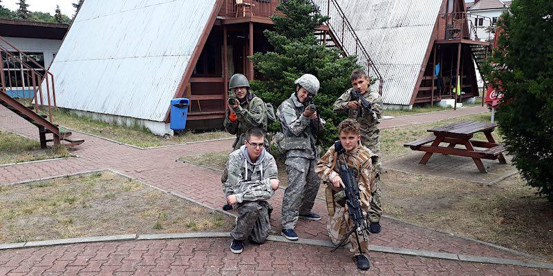 obóz ASG Dziwnówek