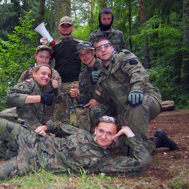 obóz ASG