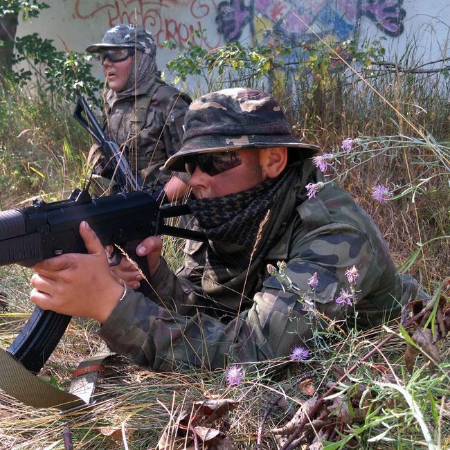 Obozy militarne