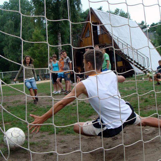 obóz sportowy