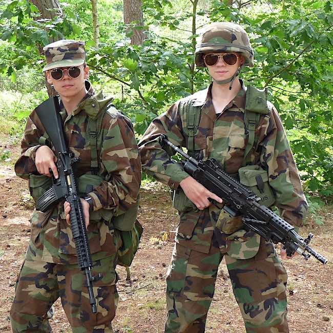 obozy wojskowe 2020