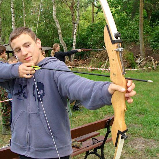 obóz strzelecki