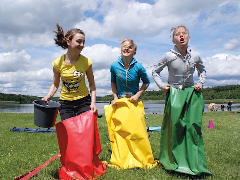 obóz rekreacyjny dla dzieci