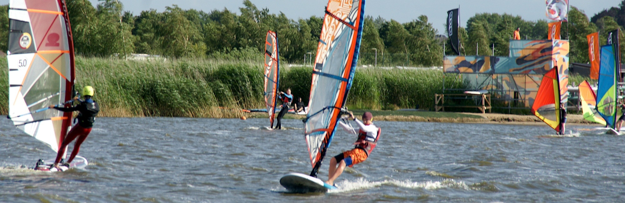 obóz windsurfingowy
