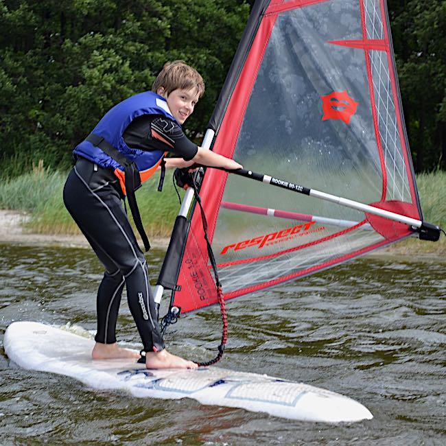 kolonie windsurfingowe