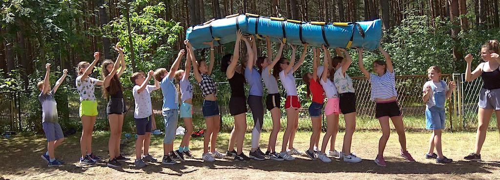 obóz rekreacyjny