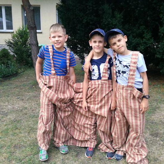 obóz dla dzieci 2019