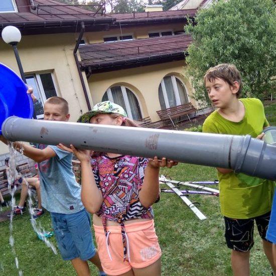 obóz dla 7 latków