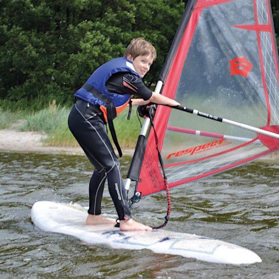 Obóz 2019 windsurfingowy